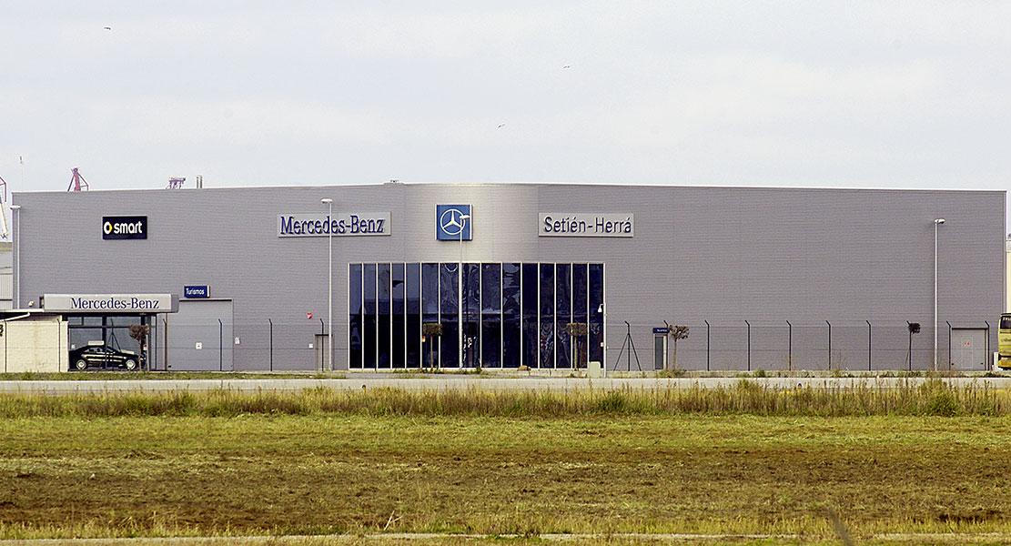 Naves industriales en Santander