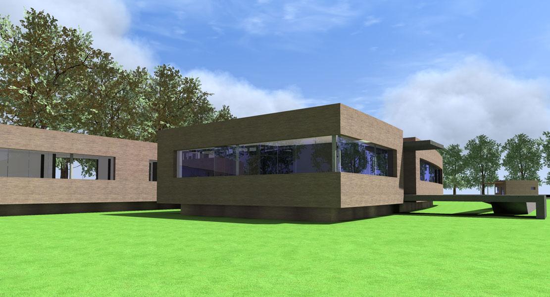 Construcción de viviendas unifamiliares en Bizkaia