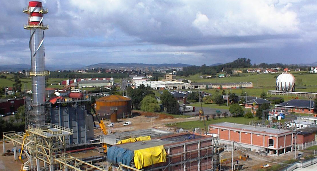 Construcción de plantas de cogeneración en Burgos