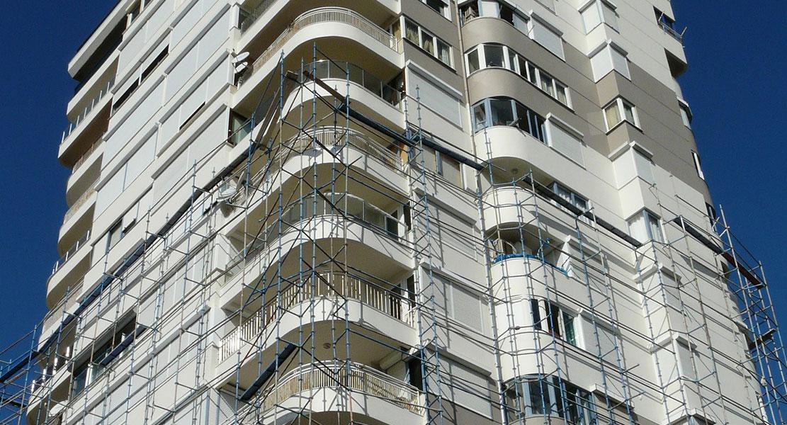 Rehabilitación de edificios residenciales en Burgos