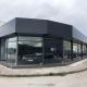Reforma concesionario de automóviles Mercedes en Cantabria